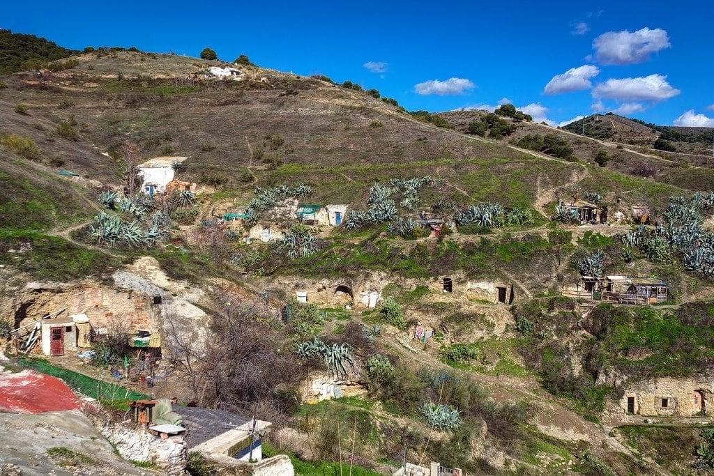 Sacromonte Cave Community Spain