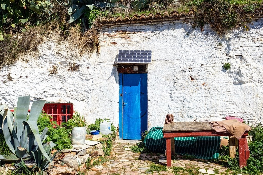 Sacromonte Gypsy Cave Spain