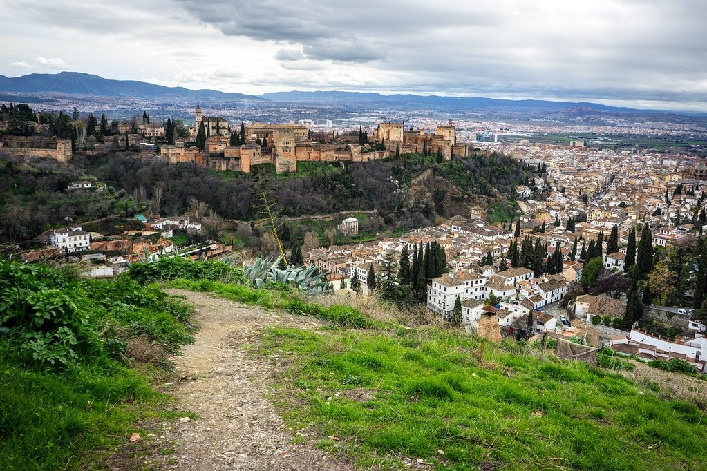 Granada Spain Views