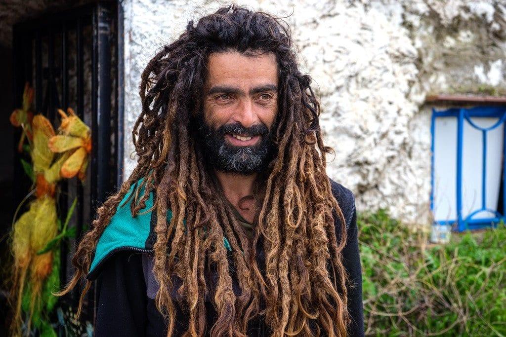 Luis is a Gypsy in Spain