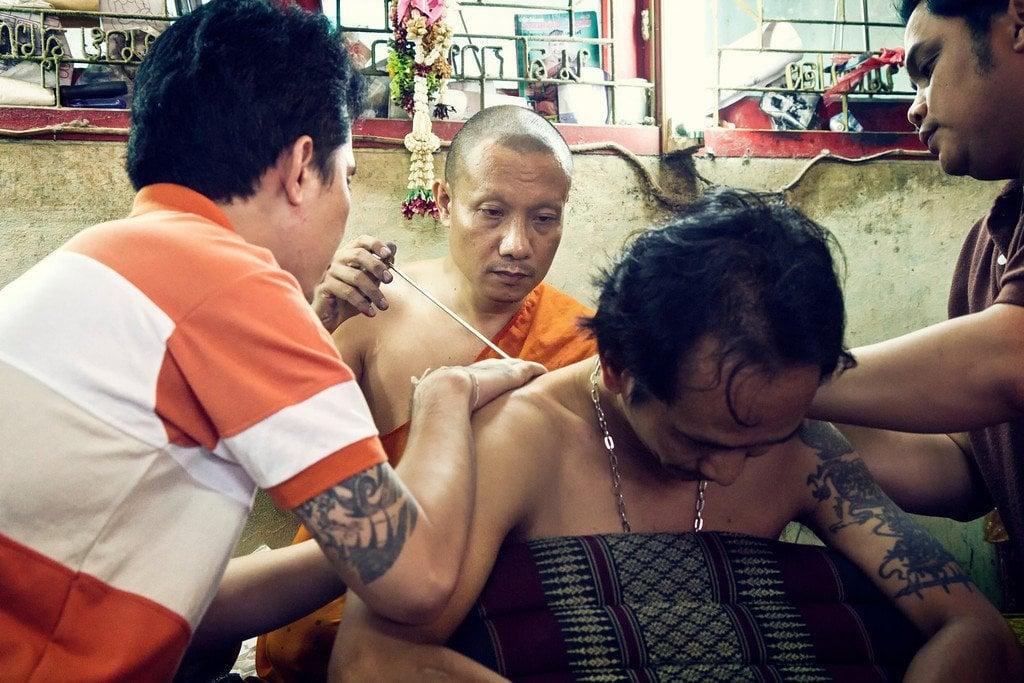 Luang Pi Nunn Thailand