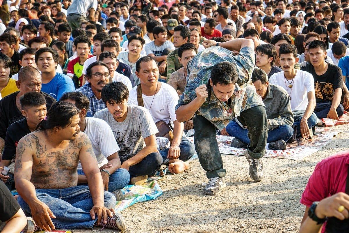 Tattoo Festival Thailand