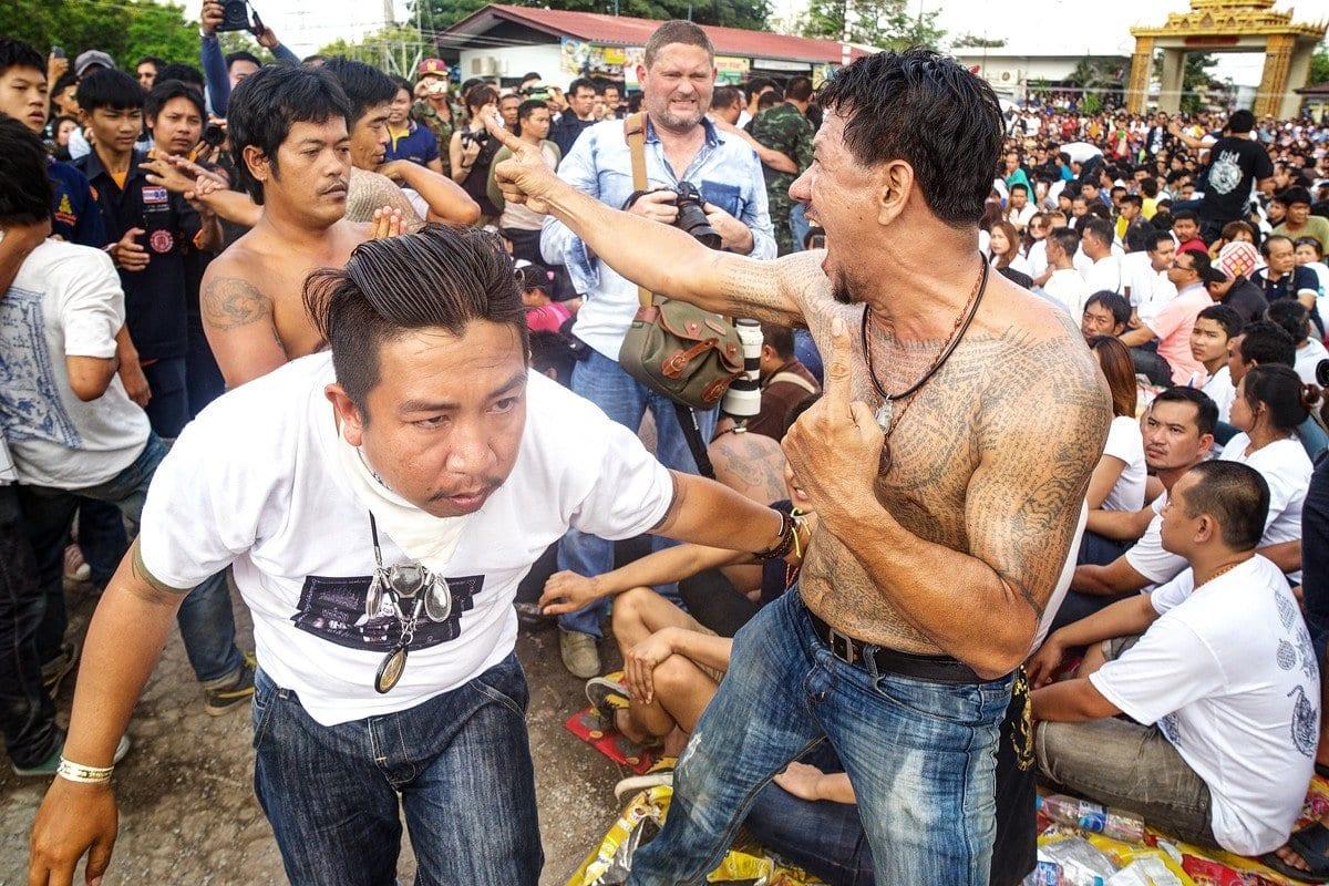 Sak Yant Tattoo Festival