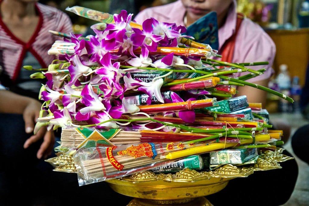 Donations Sak Yant Thailand