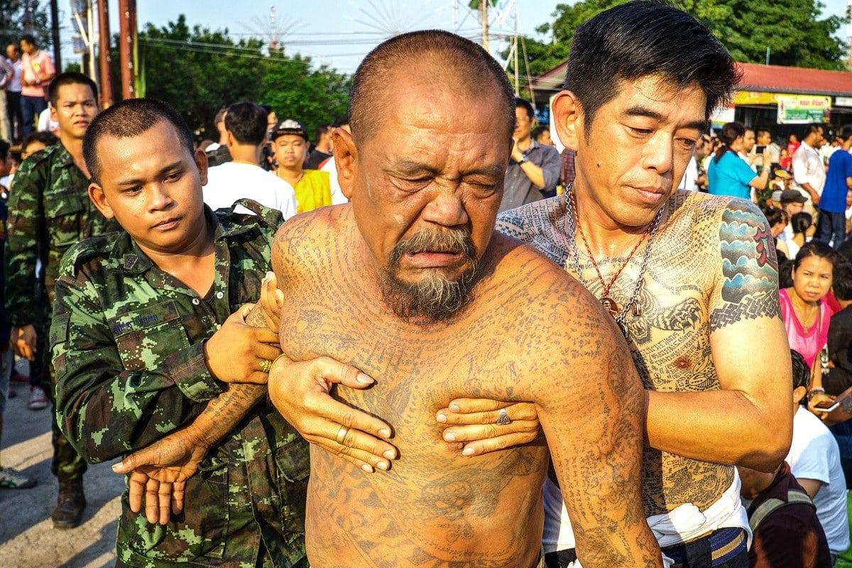 Wai Kru Tattoo Festival