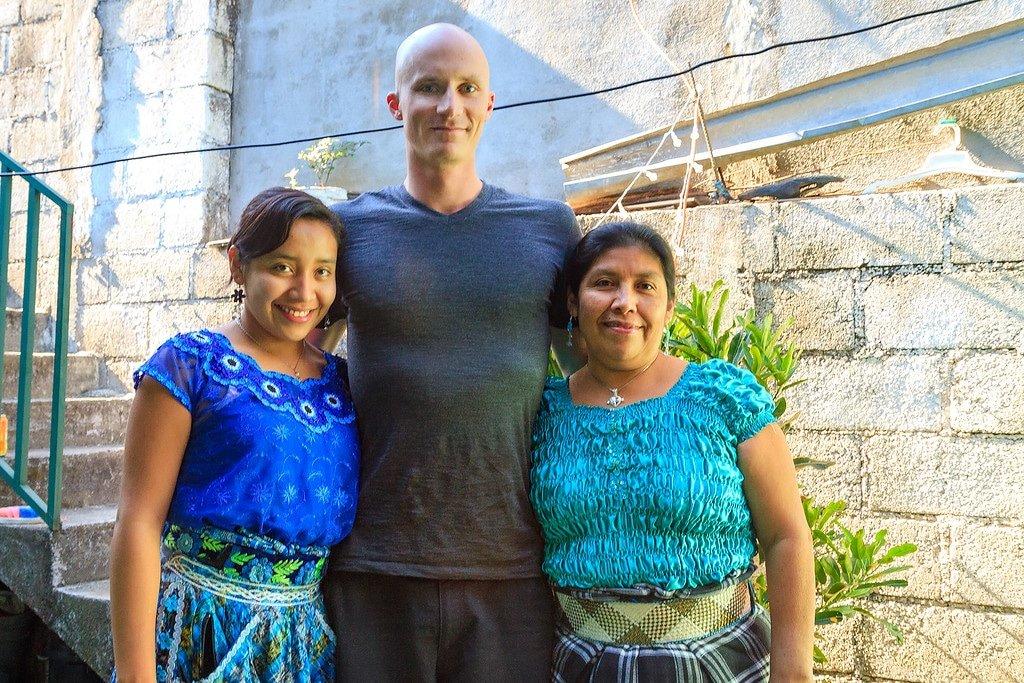 Mayan Hosts