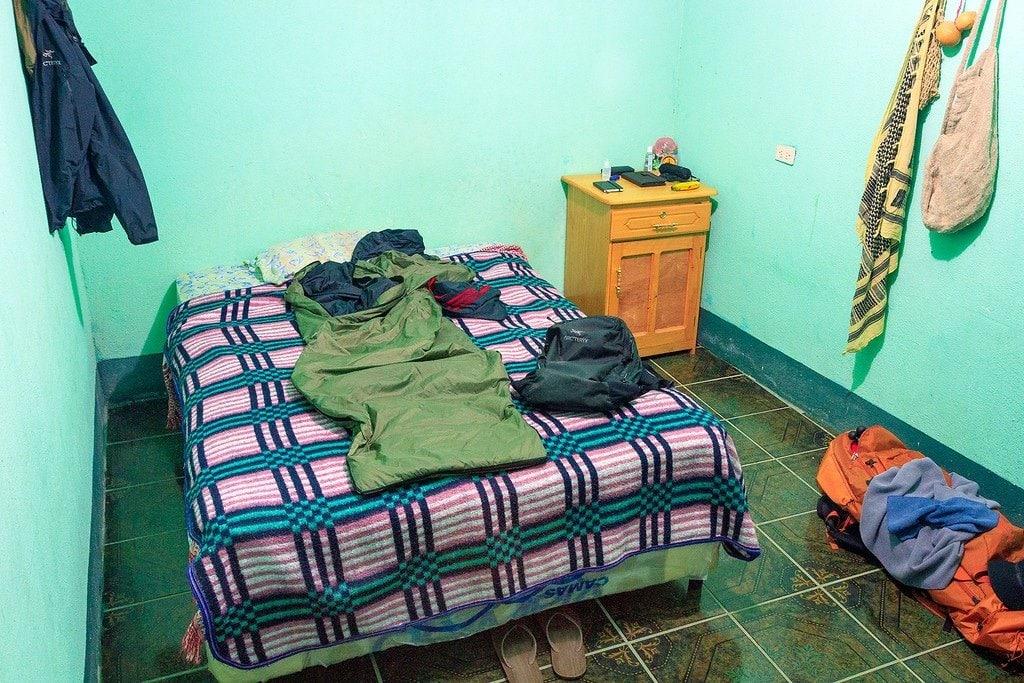 Homestay Guatemala