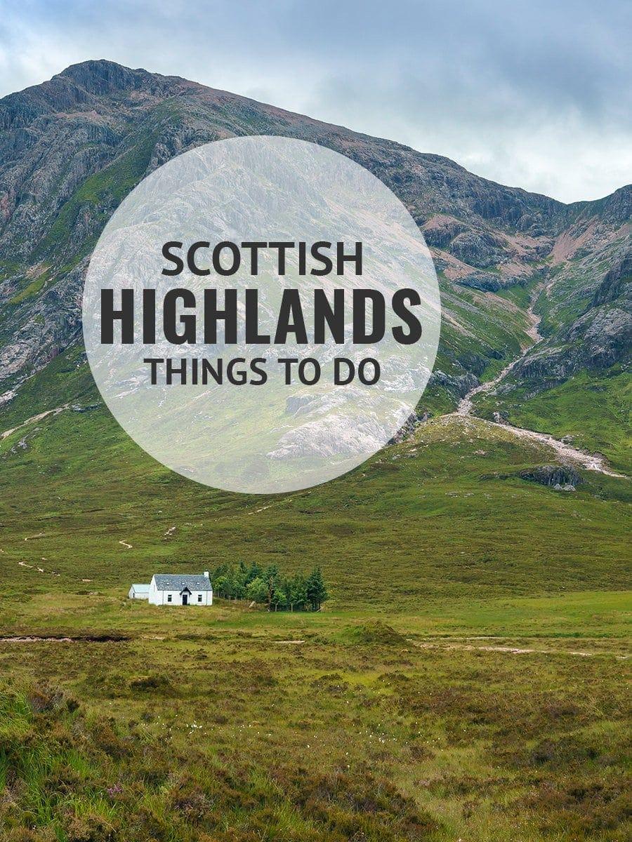 Driving the Scottish Highlands. More at ExpertVagabond.com