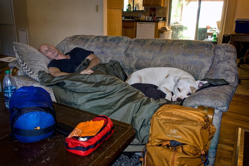Couchsurfing in Seattle