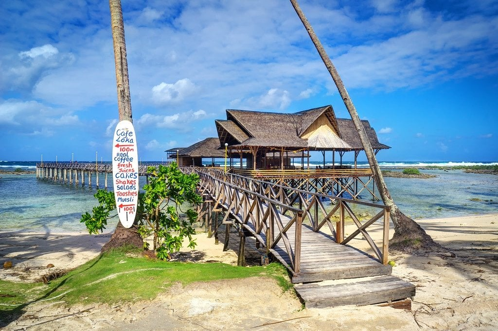 Siargao Boardwalk