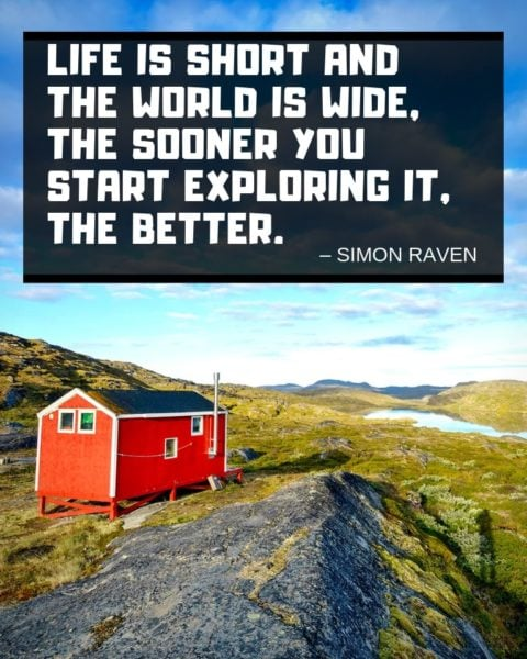 Quote Image by Simon Raven