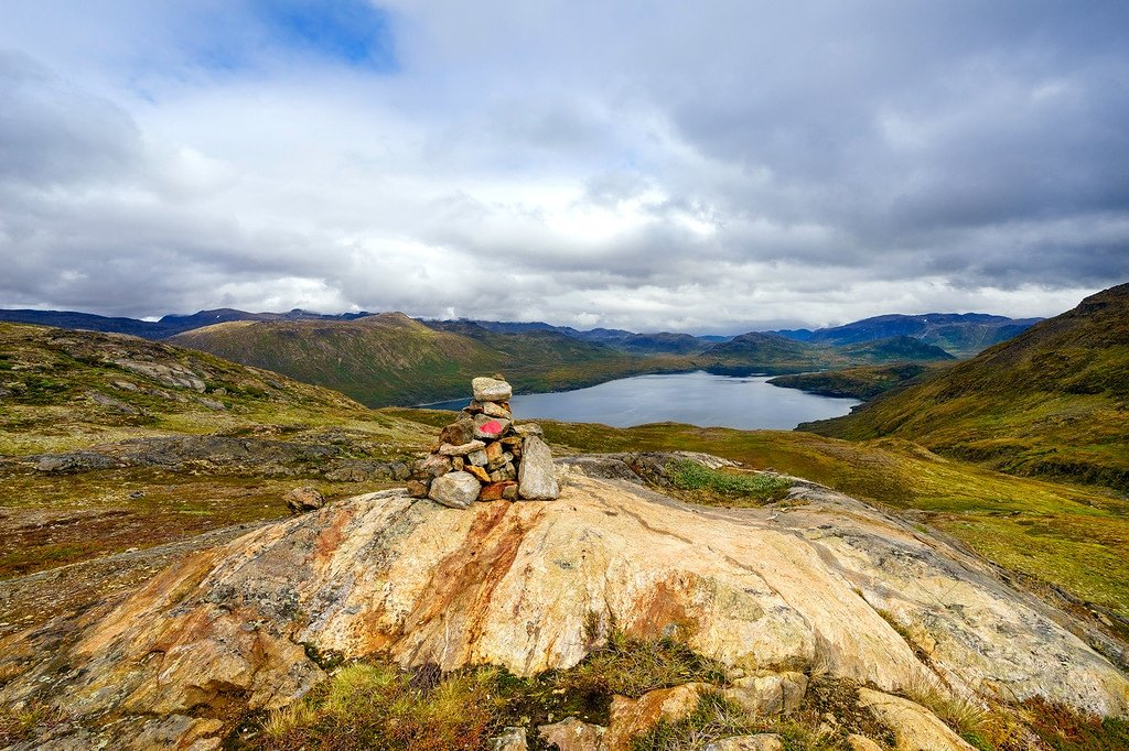 Arctic Circle Trail Hike