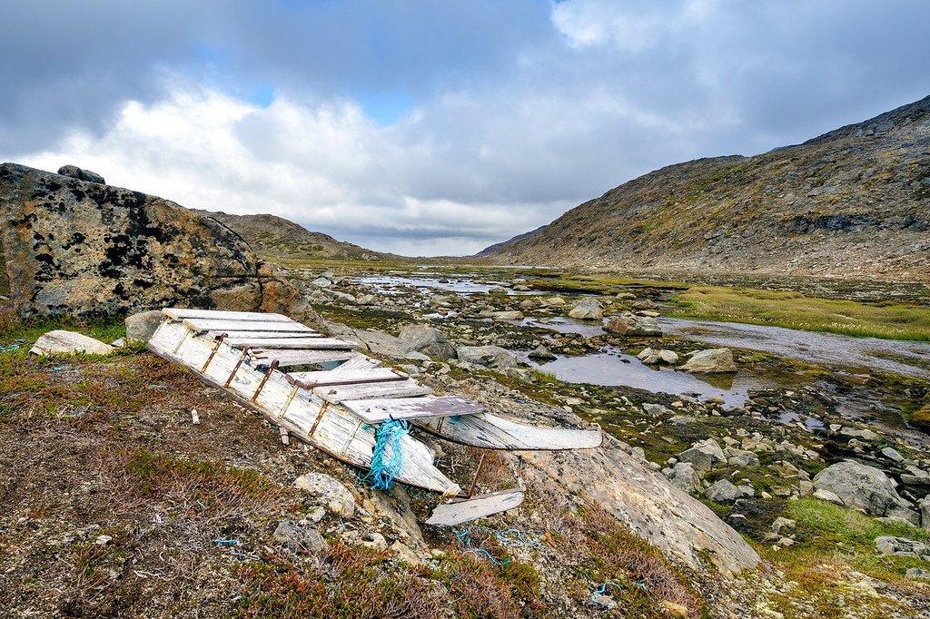 Arctic Circle Trail Sled