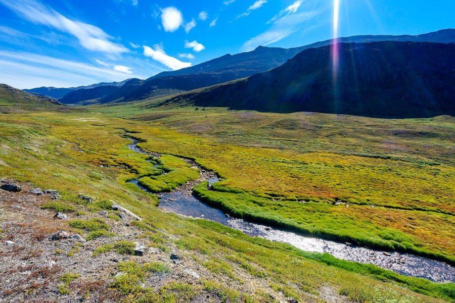 Arctic Circle Trail Hiking