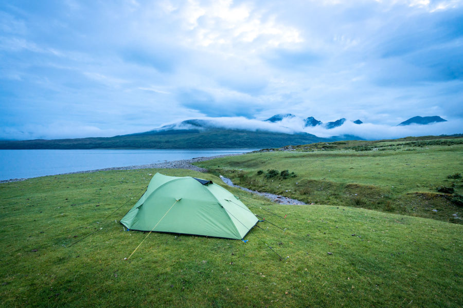 Wild Camping in Scotland