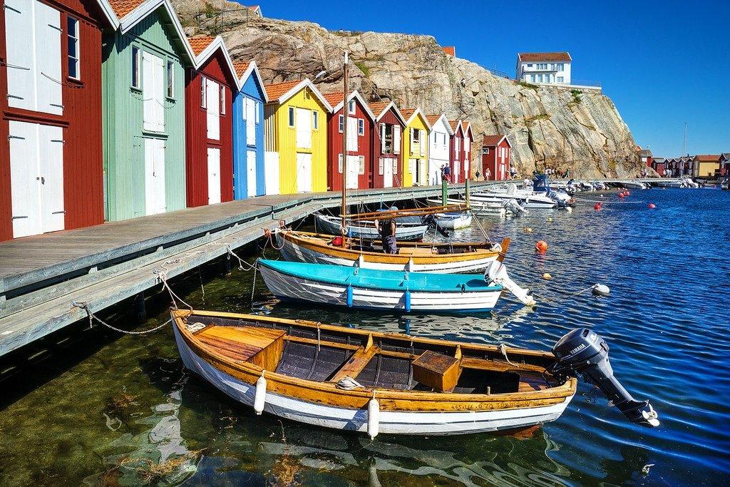 Bohuslän Sweden
