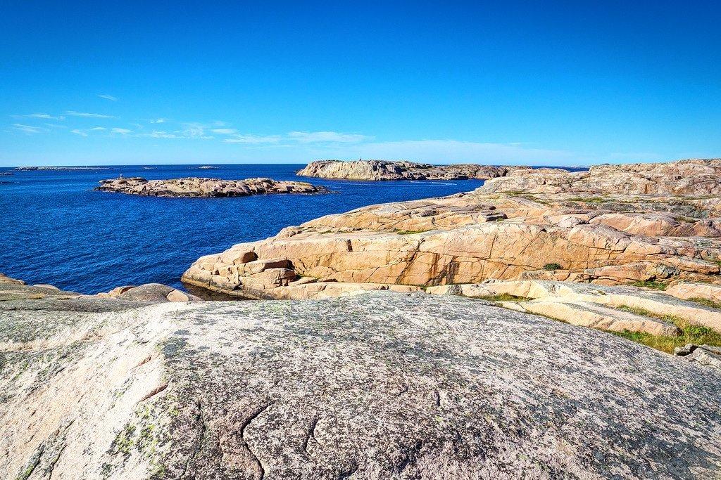 Bohuslän Islands Sweden