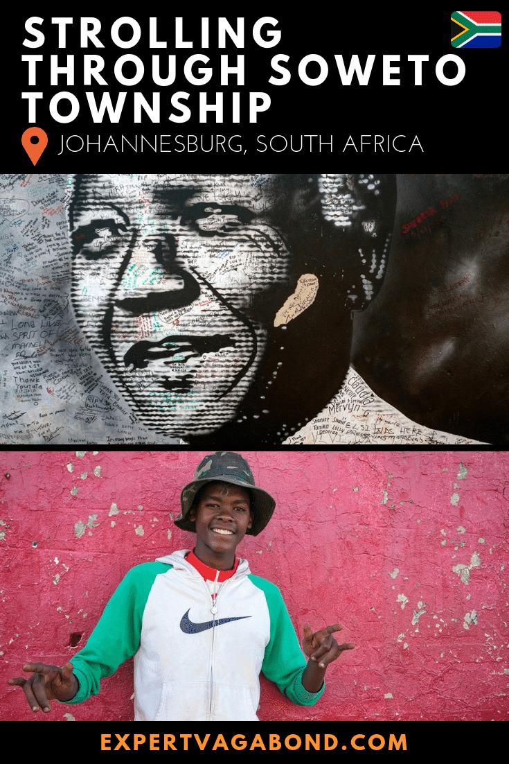 Strolling Through Soweto Township! More at ExpertVagabond.com