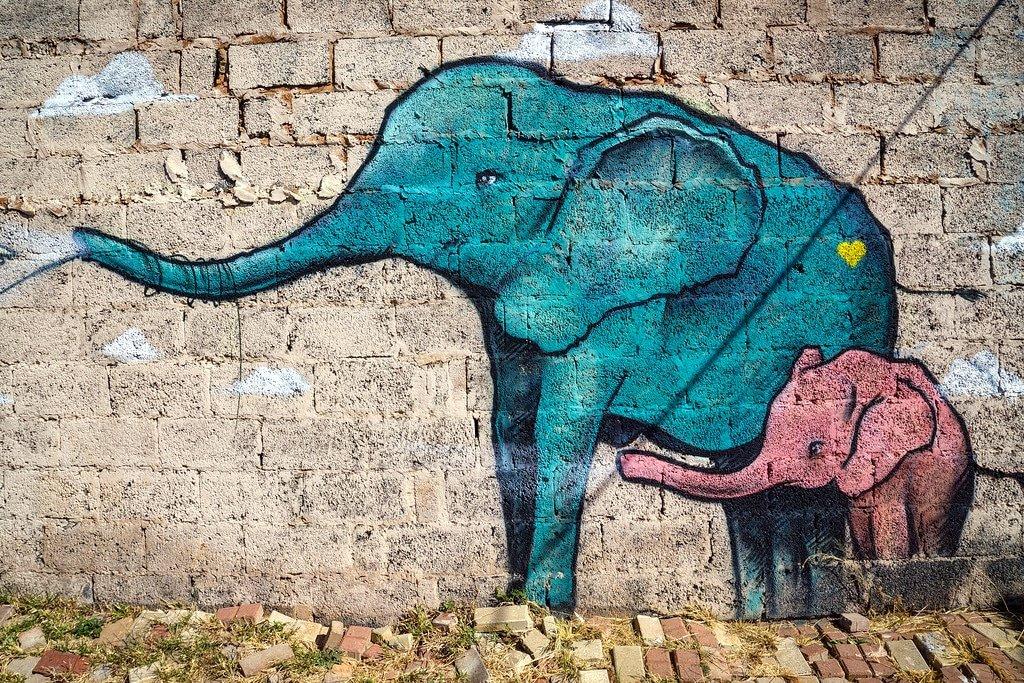 Street Art Soweto