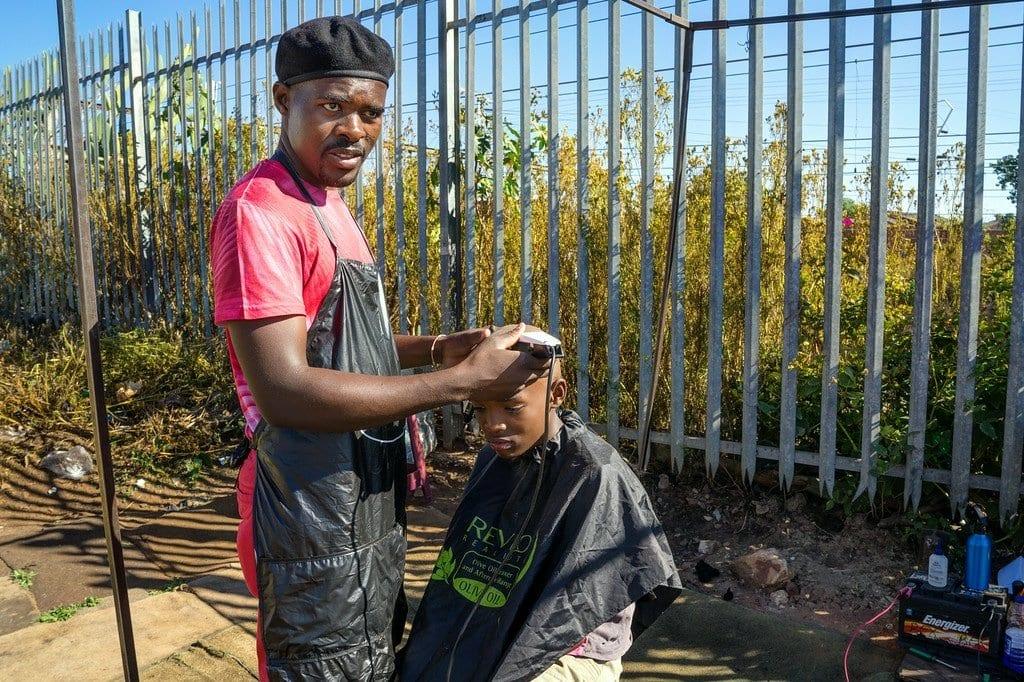 Barber Shop Soweto