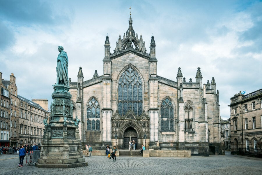 Saint Giles' Cathedral
