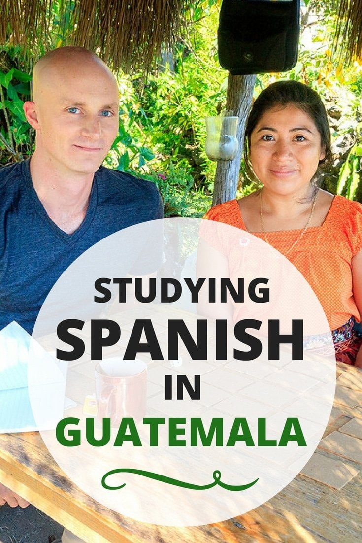 Studying Spanish in Guatemala. More at ExpertVagabond.com