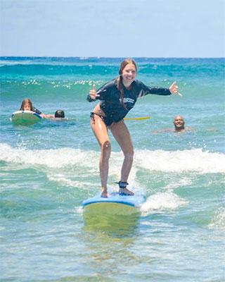 Kauai Surf Lessons