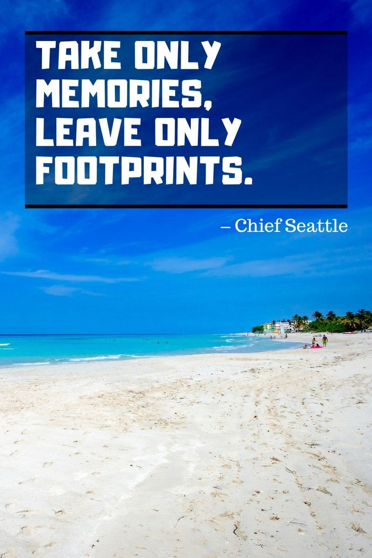 Quotes About Sustainable Travel from Chief Seattle