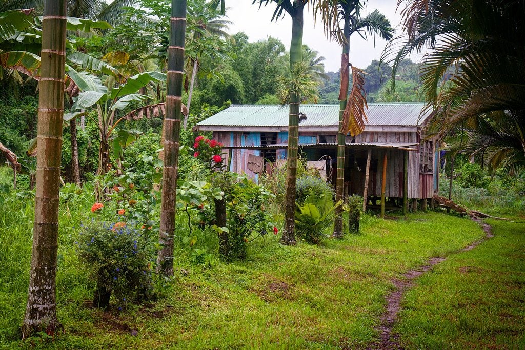 House Tavueni Fiji