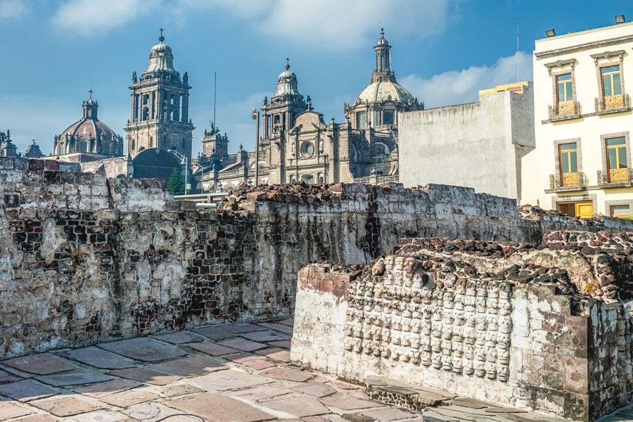 Templo Mayor Ruins