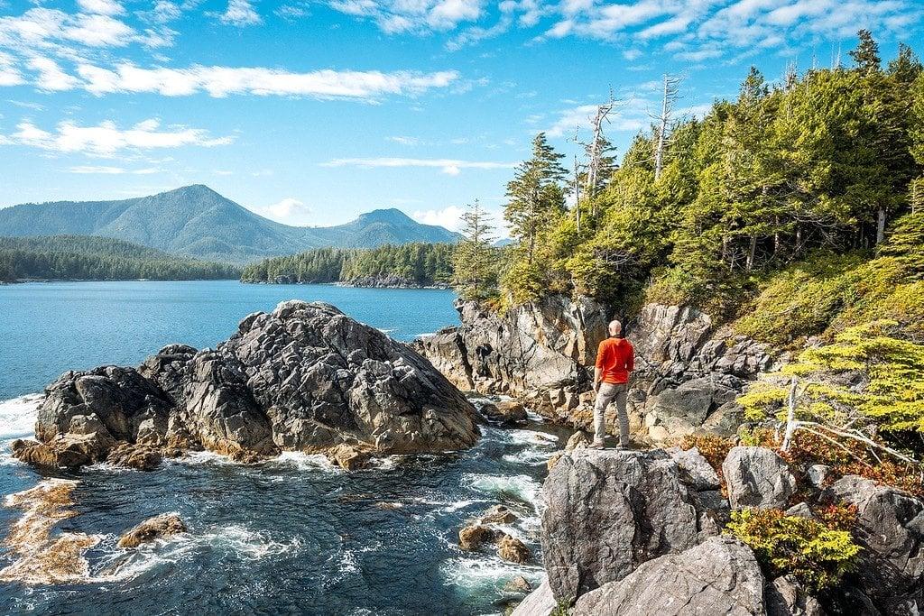 Vancouver Island Coastline