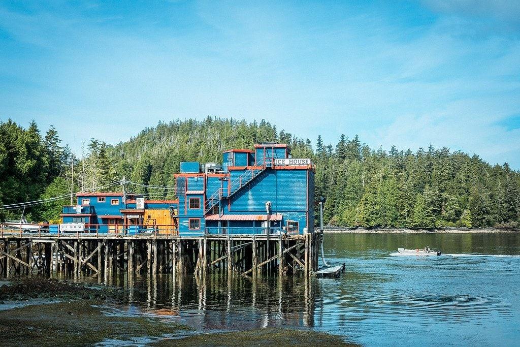 Tofino on Vancouver Island