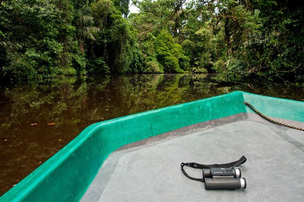Tortuguero Canals Costa Rica