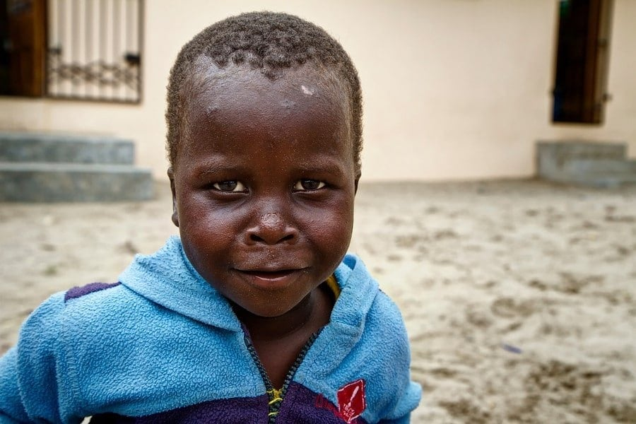 township orphan boy