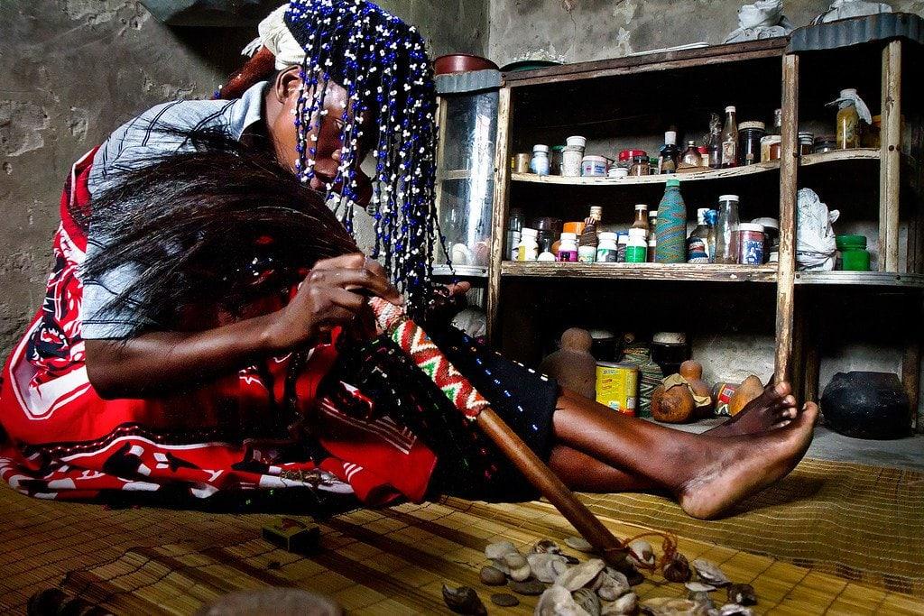 Zulu Medicine Woman South Africa