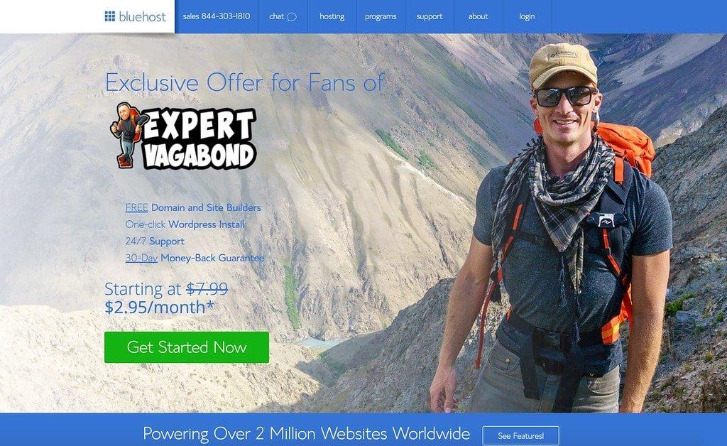 Hosting a Travel Blog