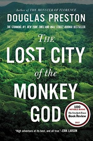 Best Travel Books: The Lost City Of The Monkey God