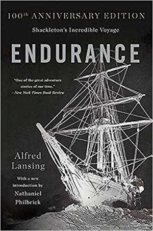 Best Travel Books: Endurance: Shackleton's Incredible Voyage