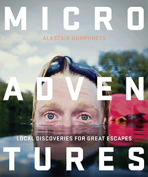 Best Travel Books: Microadventures