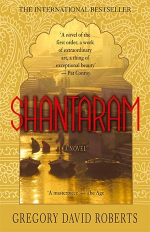 Best Travel Books: Shantaram