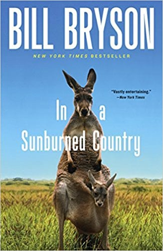 Best Travel Books: In A Sunburned Country
