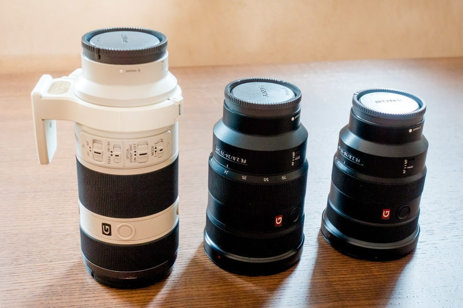 Camera Lenses for Traveling