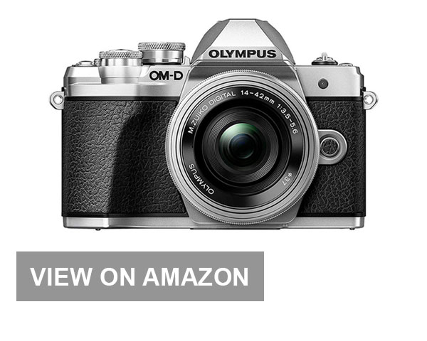Olympus E-M10: Micro 4/3rds Travel Camera