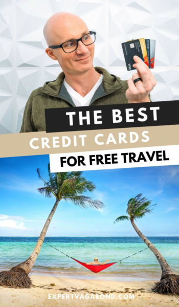 How to pick a great travel credit card and save money on travel. #TravelTips #TravelHacking #CreditCards #Travel