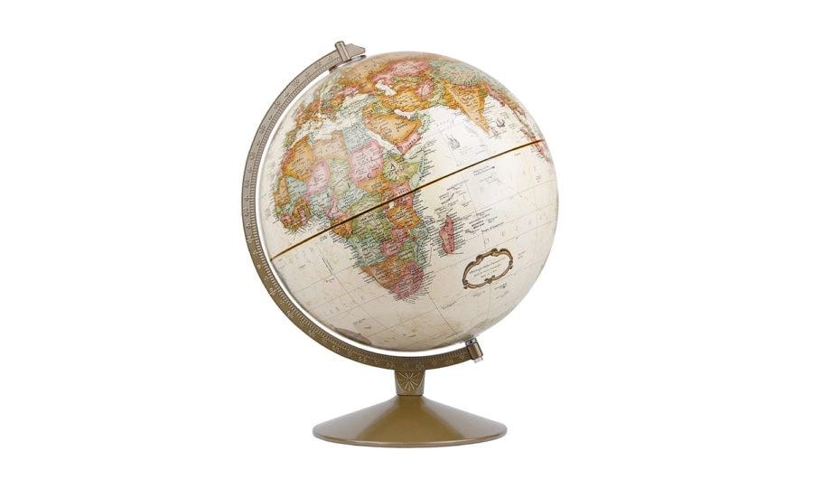 Desk Globe Travel Gift