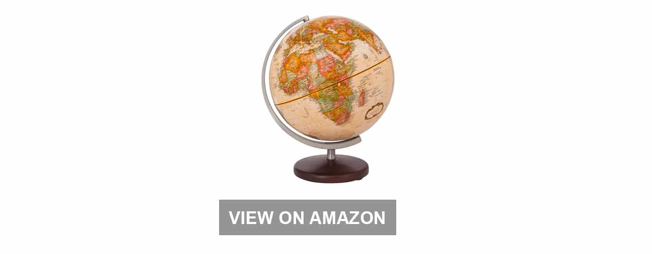 Desk Globe Travel Gift