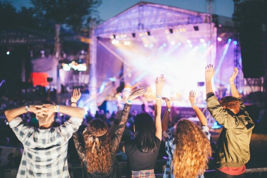 Make Money at Festivals