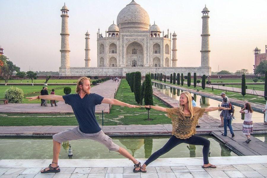 Nomadic Yoga Instructor