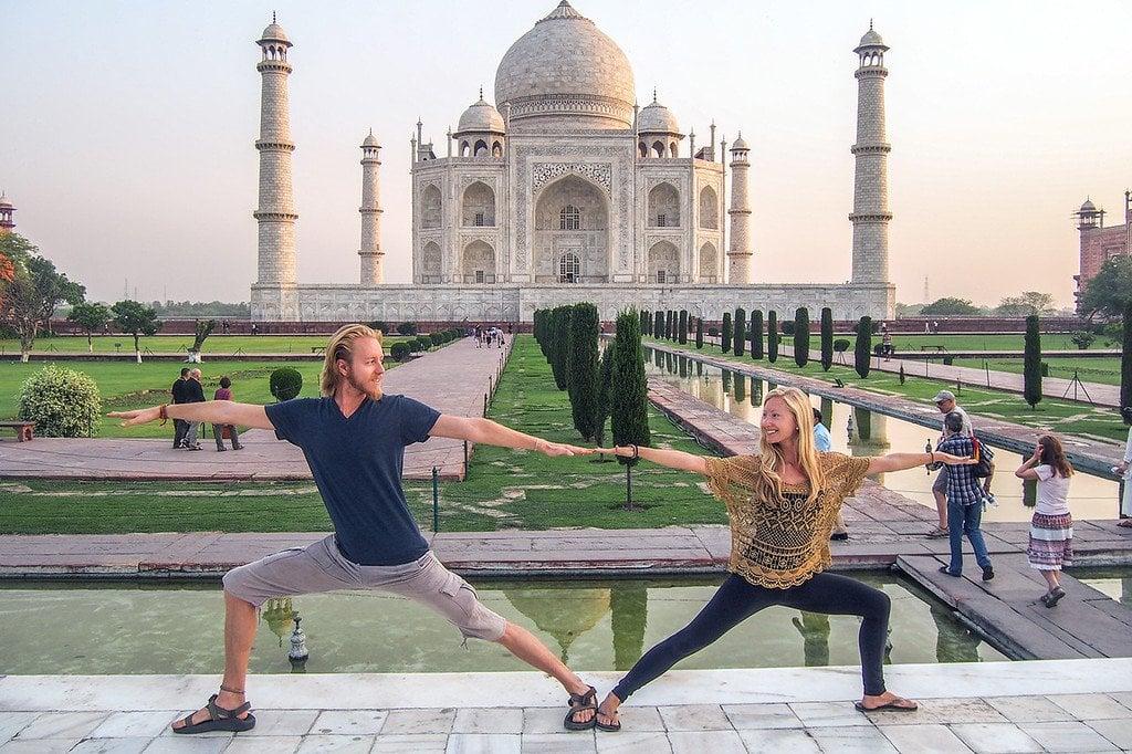 Traveling Jobs Yoga