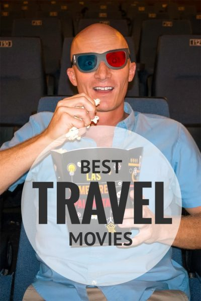 Check out these awesome travel movies to inspire your next trip!